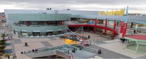 mantenimiento de centros comerciales